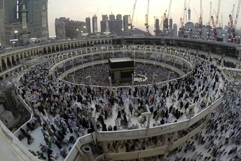 Hajj by ship from India to be possible from 2018: Travel costs to be reduced by 'nearly half'