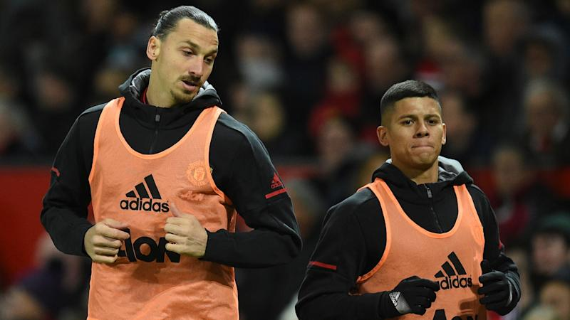 'Shut up, big nose!' - Rojo reveals reasons behind dressing room brawl with Ibrahimovic