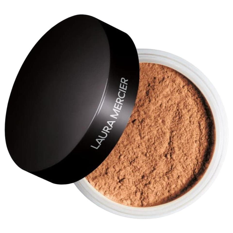 <p>POPSUGAR editors love this cult-favorite <span>Laura Mercier Translucent Loose Setting Powder</span> ($39).</p>