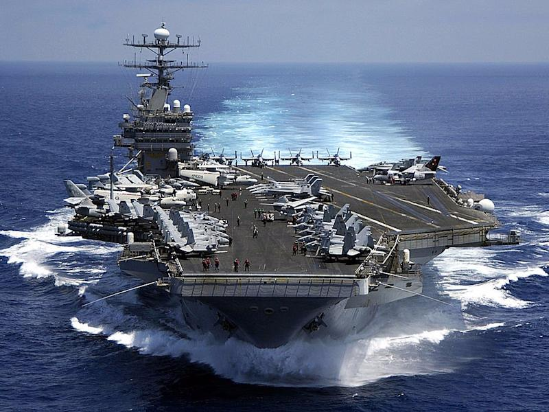 USA Carl Vinson