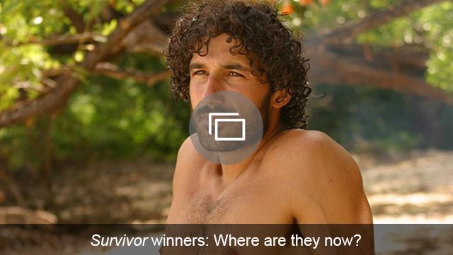 Survivor winners slideshow