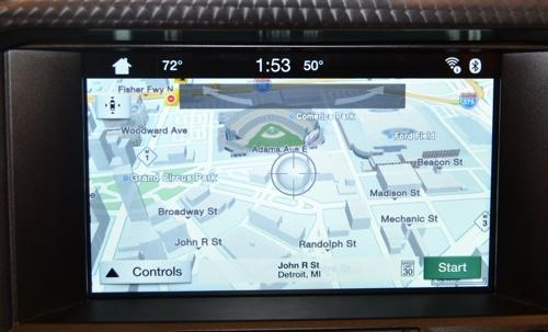 Ford's Sync System Gets Huge Upgrade with Better Looks and Performance