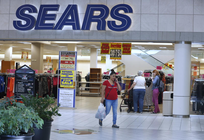 46 Sears And Kmarts Are Having Liquidation Sales Starting Today See