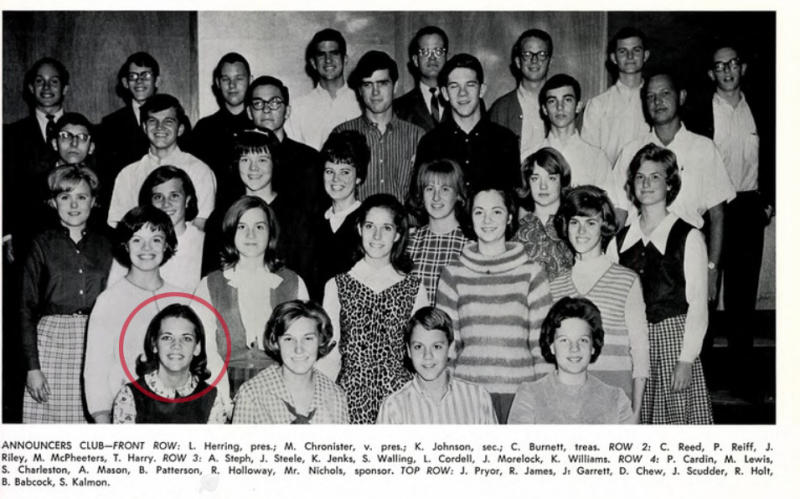 Elizabeth Warren, then Liz Herring, bottom left.