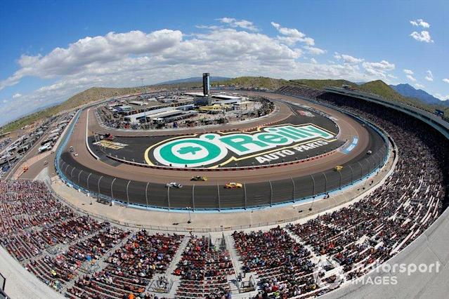 "Phoenix track overview <span class=""copyright"">Russell LaBounty / NKP / Motorsport Images</span>"
