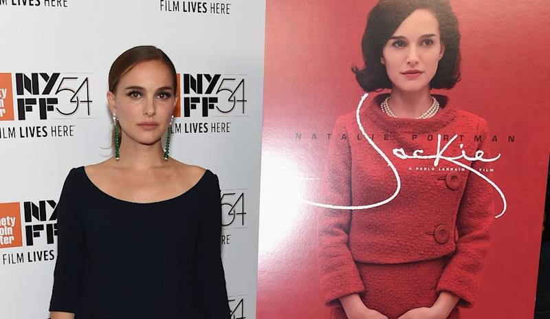 Natalie Portman's Toughest Role Yet: Recreating Jacqueline Kennedy