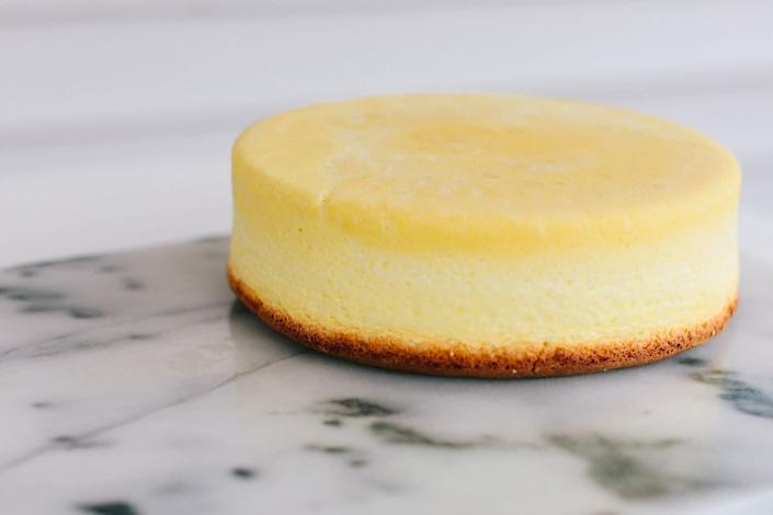 "<a href=""http://www.becca-bakes.com/home/light-and-fluffy-japanese-cheesecake?rq=cheesecake"" rel=""nofollow noopener"" target=""_blank"" data-ylk=""slk:Get the Light and Fluffy Japanese Cheesecake recipe from Becca Bakes"" class=""link rapid-noclick-resp""><strong>Get the Light and Fluffy Japanese Cheesecake recipe from Becca Bakes</strong></a>"