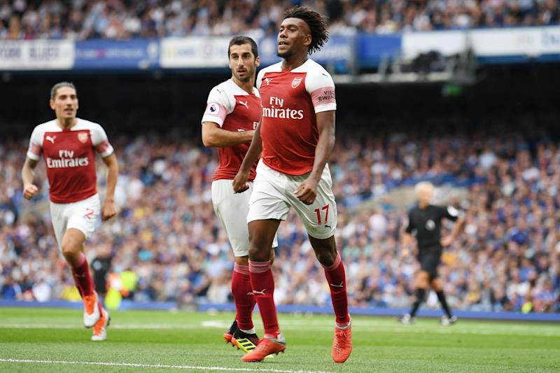 Arsenal team are already reaping the rewards of Unai Emery's 'intense' style, says Alex Iwobi