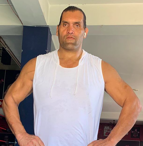 The Great Khali was paid nearly <strong>50 lakhs per week</strong> to be in the house of Bigg Boss during season 4.