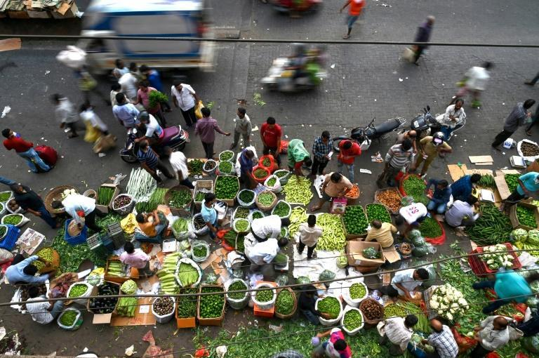 Many of India's cities are very densely populated