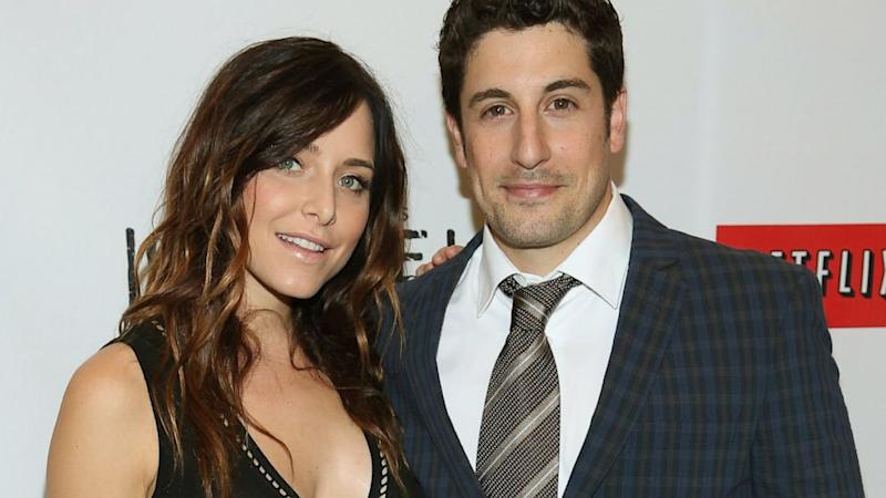 Jason Biggs and Jenny Mollen Welcome a Boy