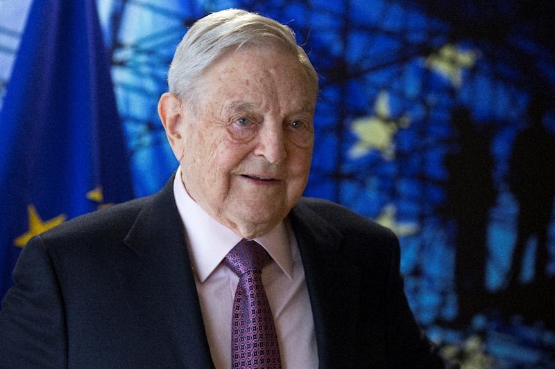 The anti-Soros rhetoric is far from being limited to just Hungary