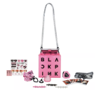 "<p><strong>Black Pink</strong></p><p>target.com</p><p><strong>$13.99</strong></p><p><a href=""https://www.target.com/p/black-pink-vip-all-access-box-surprise-accessory-pack/-/A-79404220"" rel=""nofollow noopener"" target=""_blank"" data-ylk=""slk:Shop Now"" class=""link rapid-noclick-resp"">Shop Now</a></p><p>This merch set will have to tide you over until you can go to an *actual* BLACKPINK concert. </p>"