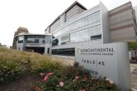 FILE PHOTO: The InterContinental Suites Hotel on the Cleveland Clinic Medical Center Campus is seen in Cleveland