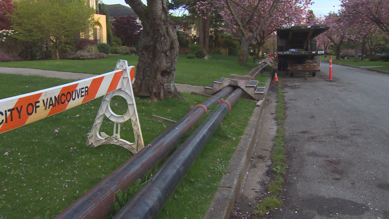 City of Vancouver expects to rack up $9.9M repair bill for burst aquifer