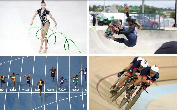 every tokyo 2020 olympic sport games ranked list 2021