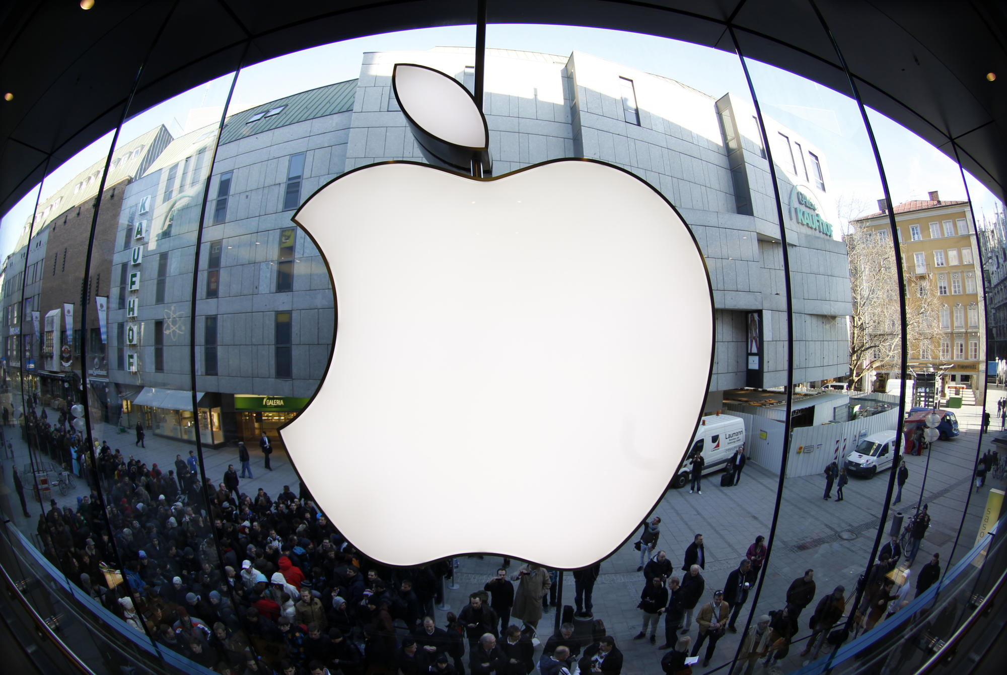 Apple To Invest 1bn In New German 5g Campus