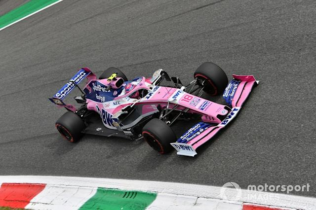 "Lance Stroll, Racing Point RP19 <span class=""copyright"">Mark Sutton / Sutton Images</span>"