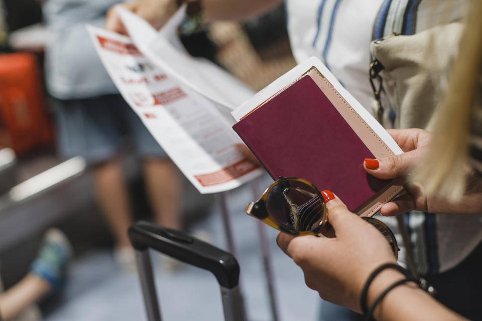 Will my burgundy passport still be valid post-Brexit? (Getty Images)