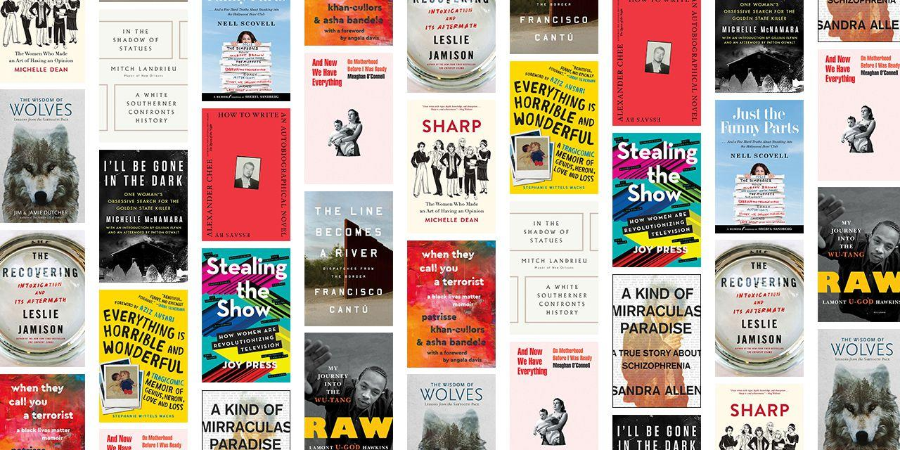 <p>While a great novel can be engaging, there's nothing quite like a true story-whether that story comes in the form of deep reporting, memoir, or personal essays. Nonfiction gives us the chance to look at the world around us and learn something about how we fit within it. And nonfiction also tells us a lot about ourselves. Here are the best nonfiction books of 2018. </p>