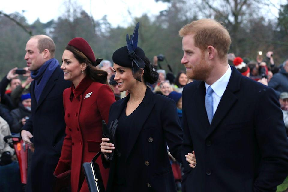 The Royal Family Are Worried About Meghan and Harry's Netflix Deal