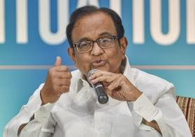 Can't believe FM is not familiar with her own Budget figures: Chidambaram