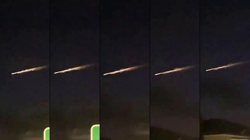 Victoria-Australia-SpaceJunk-Fireball-Evolution-May222020-Reuters