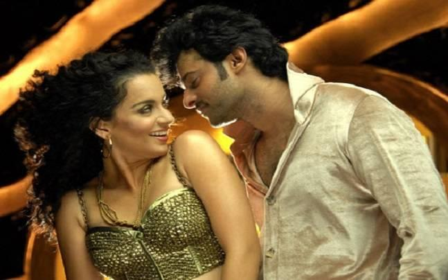 Kangana Ranaut on working with Prabhas: We fought a lot