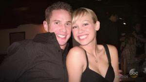 Sherri Papini (right) with her husband, Keith