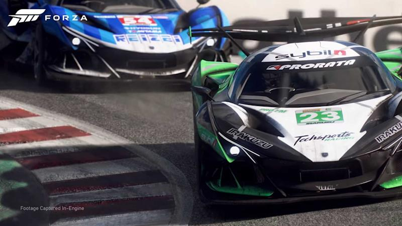 New Forza Motorsport game
