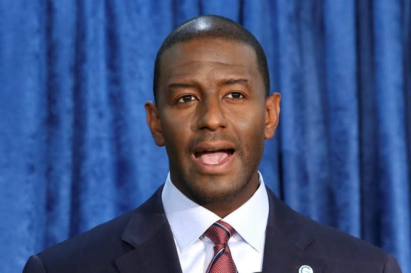 2018 Florida gubernatorial nominee says he is bisexual