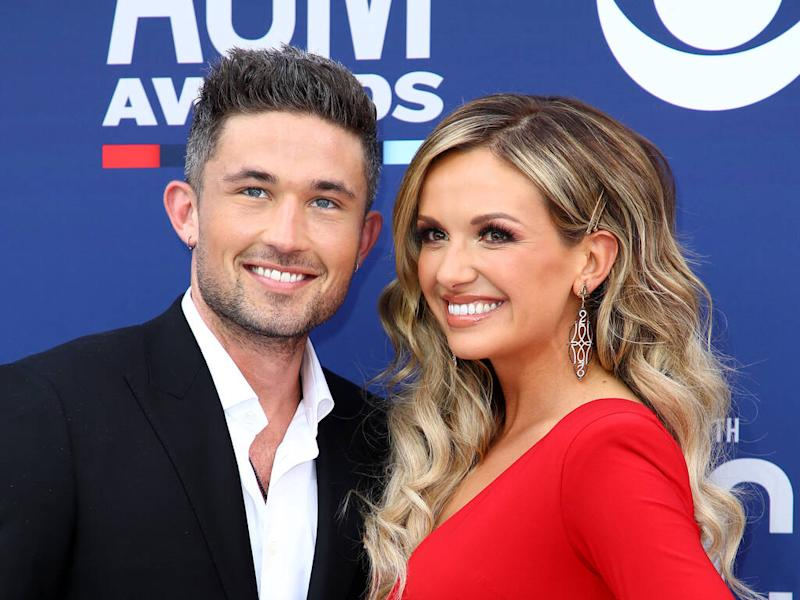 Michael Ray and Carly Pearce wed