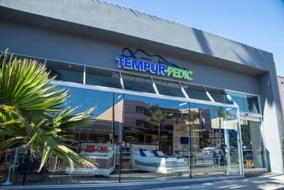 Tempur Sealy International, Inc. announced the opening of its 25th Tempur-Pedic flagship retail store during 2018. The store pictured is in La Jolla, Calif.