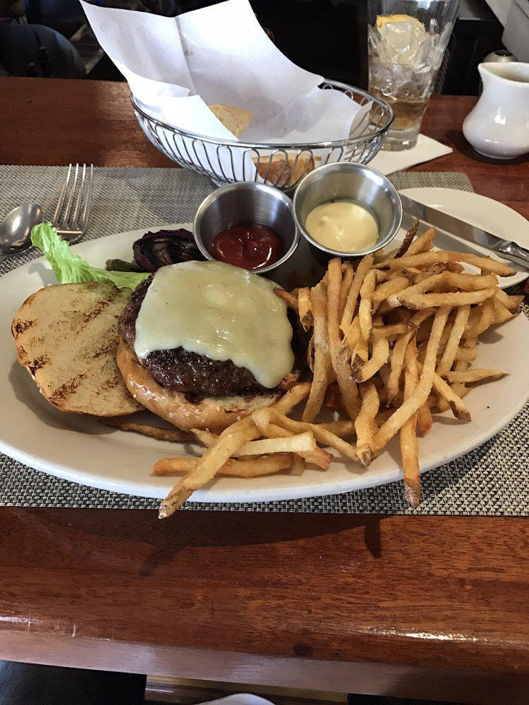 <p>Chez Fonfon might be located in Birmingham, Alabama, but the cuisine will make you feel as if you've been transported to Paris, France. The highly recommended Hamburger Fonfon is cooked medium and comes with comté — a cheese — and pommes frites.</p>