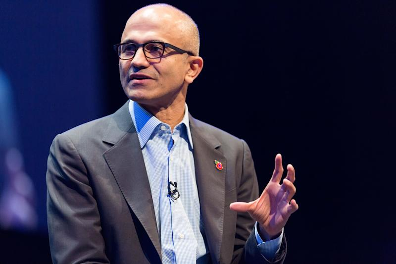 Microsoft CEO Satya Nadella: The technology industry can't shrug off possible job losses from A.I.
