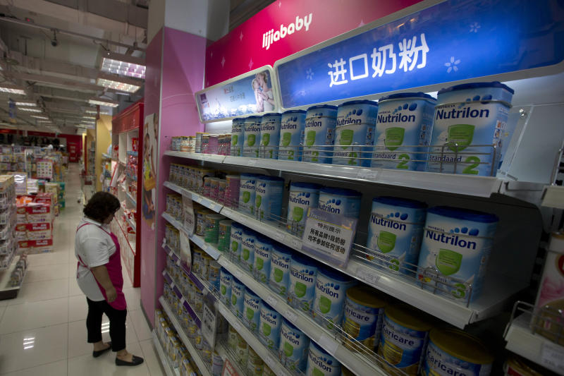 Nestle cuts China infant formula prices amid probe