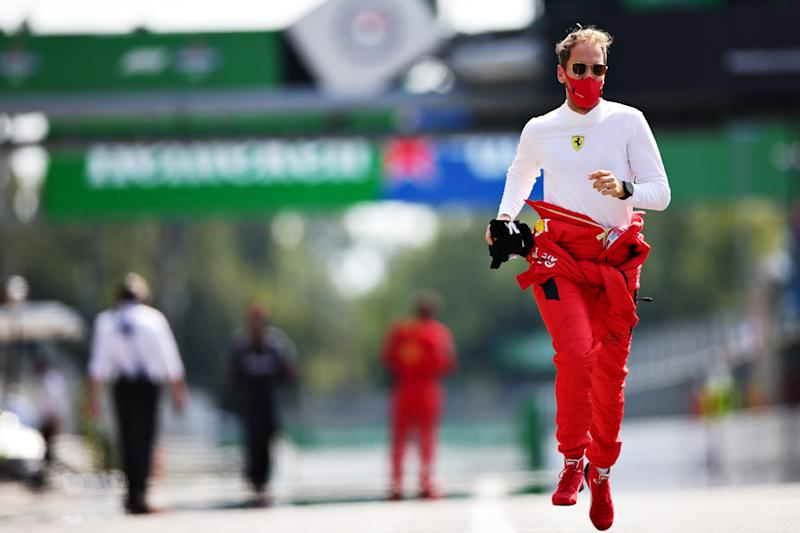 Sebastian Vettel hat ein neues Team. (Bild: Getty Images)