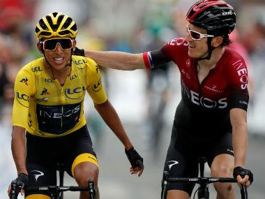 Tour de France 2019: Egan Bernal set to become youngest champion after defending overnight lead in penultimate stage