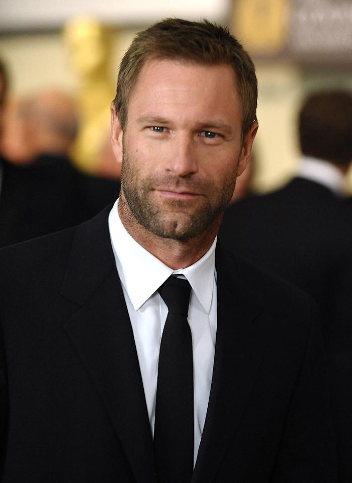 "<a href=""http://movies.yahoo.com/movie/contributor/1800022565"">Aaron Eckhart</a> attends the 2nd Annual AMPAS Governors Awards in Los Angeles on November 13, 2010."