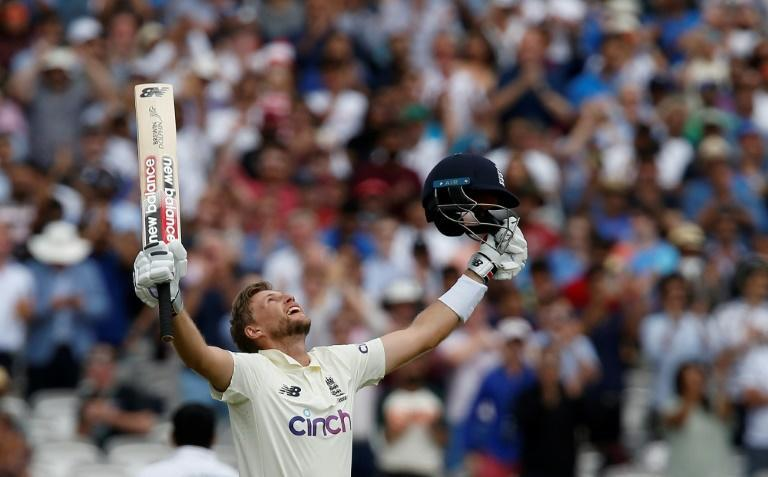 'Boyhood dream' - England captain Joe Root celebrates his century in the second Test against India at Lord's