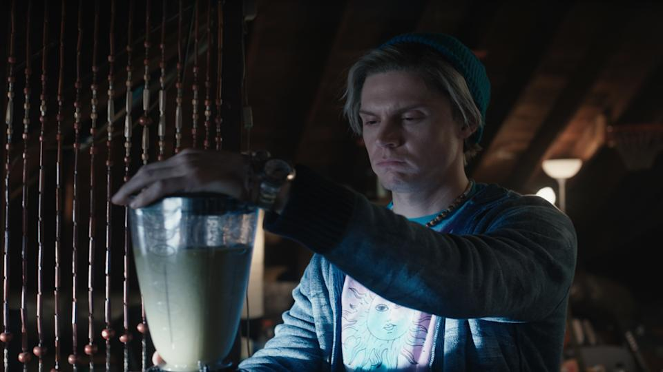 Evan Peters as Ralph Bohner in the season finale of 'WandaVision' (Photo: Disney+)