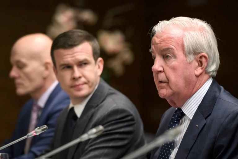 Banka wants more funding as he finds, like his predecessor Craig Reedie, the WADA budget is insufficient for what sporting bodies want them to do (AFP Photo/Fabrice COFFRINI)