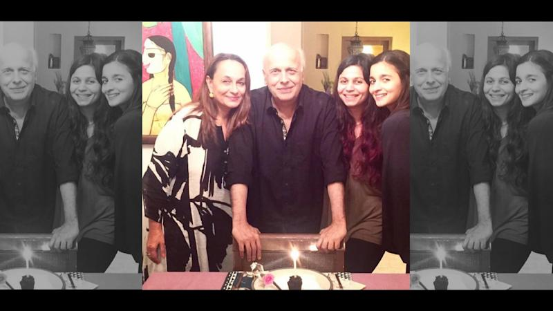 Mahesh Bhatt, Alia Bhatt and Soni Razdan Receive Death Threats