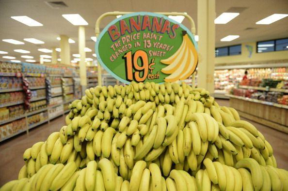 "<p>As the story goes, Trader Joe's was trying to figure out how to price bananas (by the bundle or individually) when a Sun City employee noticed an old woman inspecting the fruit and ultimately putting it back. When he asked her why, she told him, ""Sonny, I may not live to that fourth banana."" According to Dan Bane, CEO and chairman at Trader Joe's, the company ""decided the next day that we were going to sell individual bananas, and they've been 19 cents ever since,"" he said on the <a href=""https://www.traderjoes.com/digin/post/inside-tjs-podcast"" rel=""nofollow noopener"" target=""_blank"" data-ylk=""slk:Trader Joe's podcast"" class=""link rapid-noclick-resp"">Trader Joe's podcast</a>. </p>"