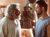 "<p>While <em>Gladiator </em>became an instant classic, it didn't go without tension between Crowe and Reed offscreen. Crowe <a href=""http://www.telegraph.co.uk/culture/film/film-news/7682518/Russell-Crowe-Im-not-a-hard-man-I-like-poetry-and-wear-make-up-for-a-living.html"" rel=""nofollow noopener"" target=""_blank"" data-ylk=""slk:apparently disapproved"" class=""link rapid-noclick-resp"">apparently disapproved</a> of Reed's sloppy drinking habits and bad behavior and claimed that they ""never had a pleasant conversation."" Reed sadly died while filming the 2000 film.</p>"