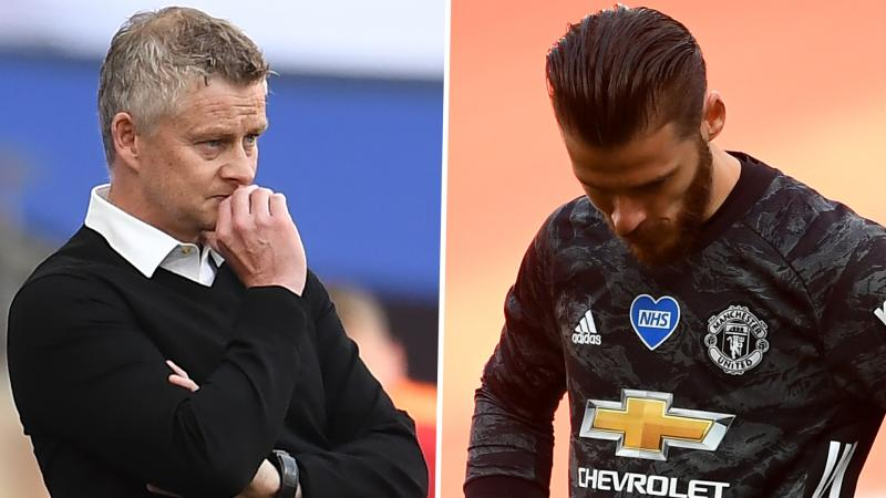 Solskjaer responds to De Gea criticism as he backs 'mentally strong' Man Utd goalkeeper