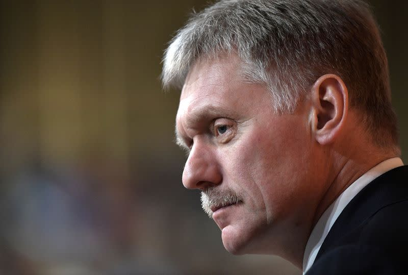 Kremlin closely follows U.S. presidential campaign, will refrain from statements
