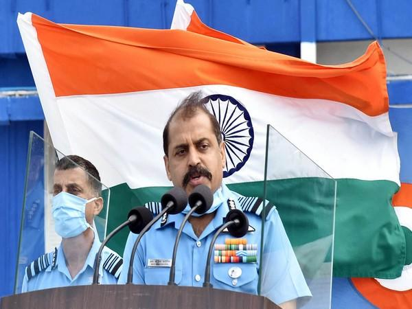 Indian Air Force chief RKS Bhadauria. (File photo)