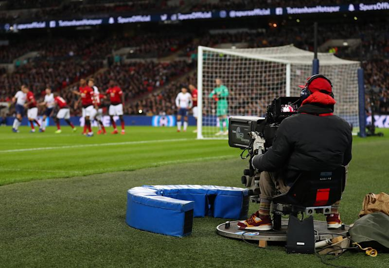Three broadcasters will show Premier League games during the coming season. (Credit: Getty Images)