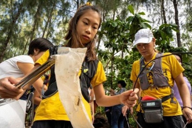US-Thai Youngster and Activist Is 'At War' to Make Thailand Plastic-Free